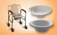 1.1.3-Commode Chair Bowls